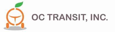 OC Transit Inc. Logo